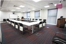 Bookable meeting room
