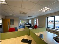 First floor offices