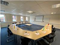 Ground floor conferencing room