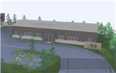 New hybrid office warehouse to let